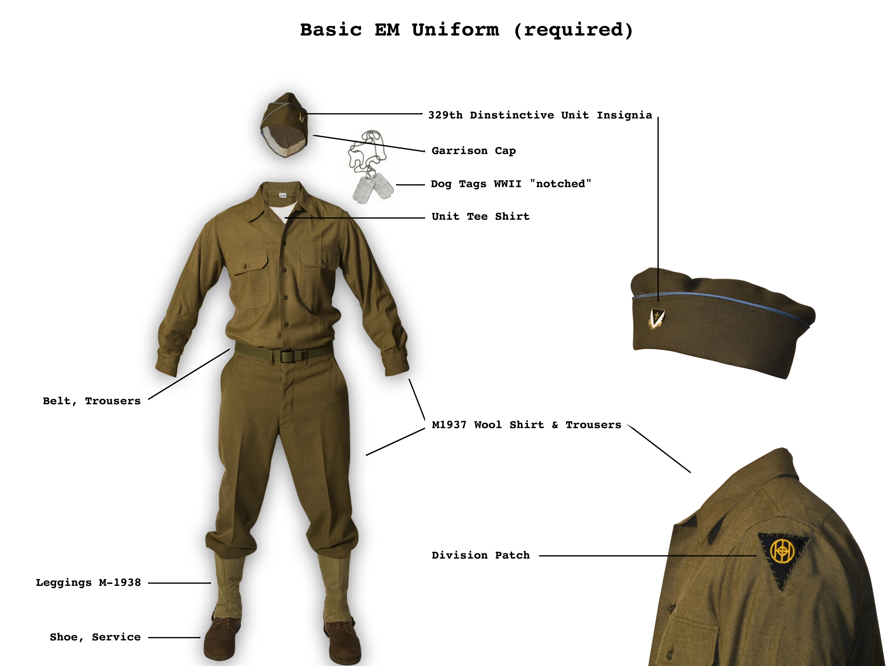 Quartermaster Uniforms Ww2